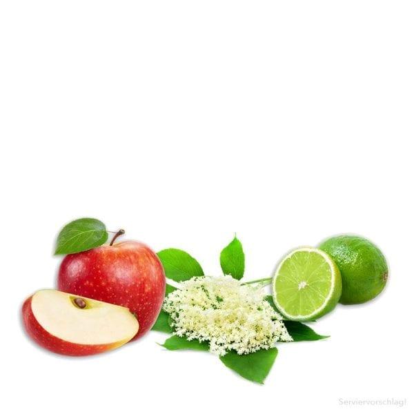 Holunder Apfel Limetten Balsam