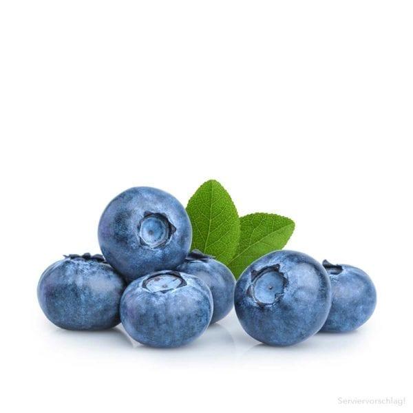 Blaubeer Crema