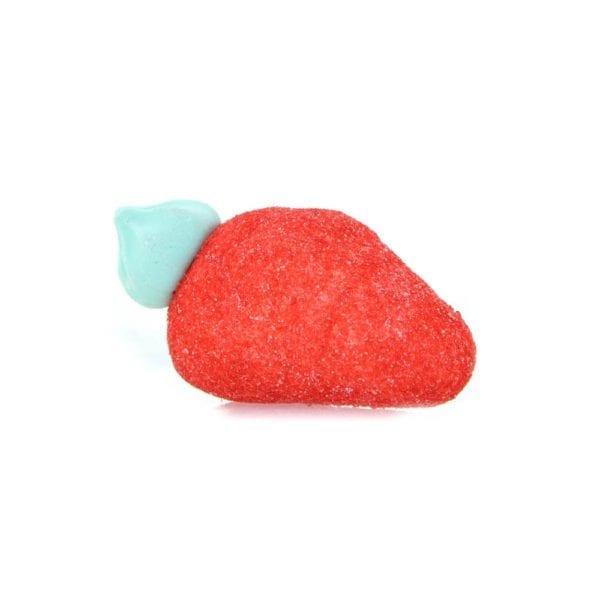 Genial Genießen Süß Saure Verführung - Erdbeer Marshamallow Detailaufnahme